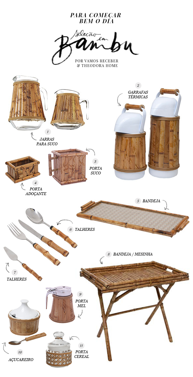 Correçao bambu