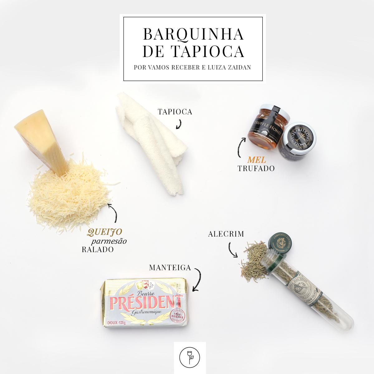 barquinha de tapioca