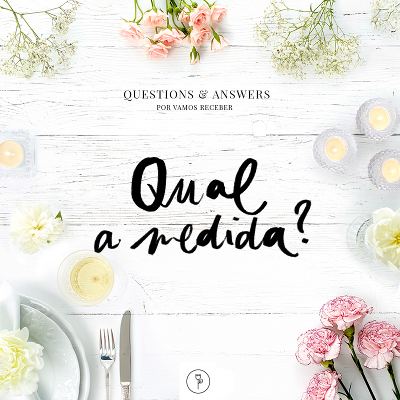 questions and answers - qual a medida