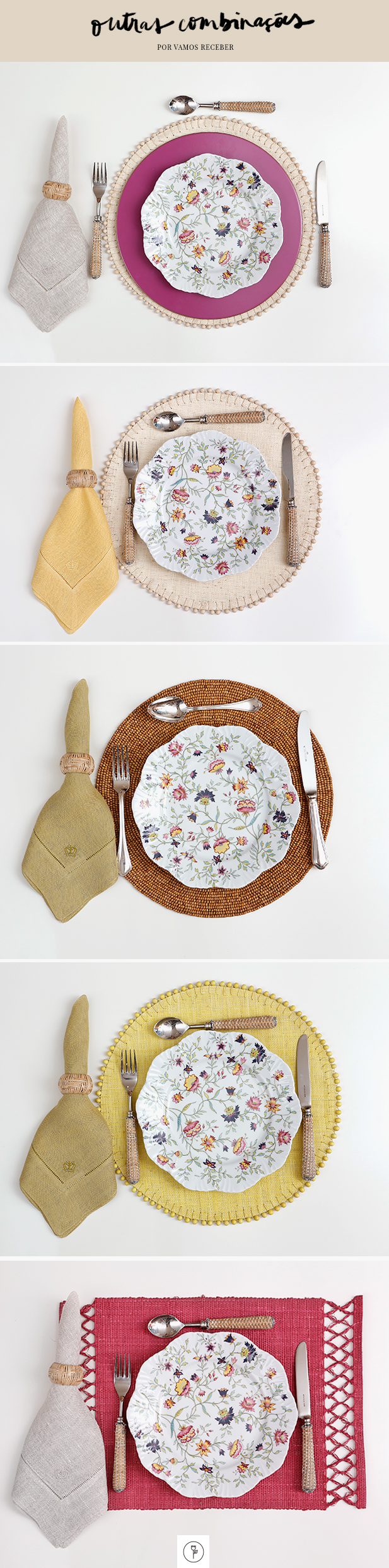 lista tb - fleur royal -outras combinacoes