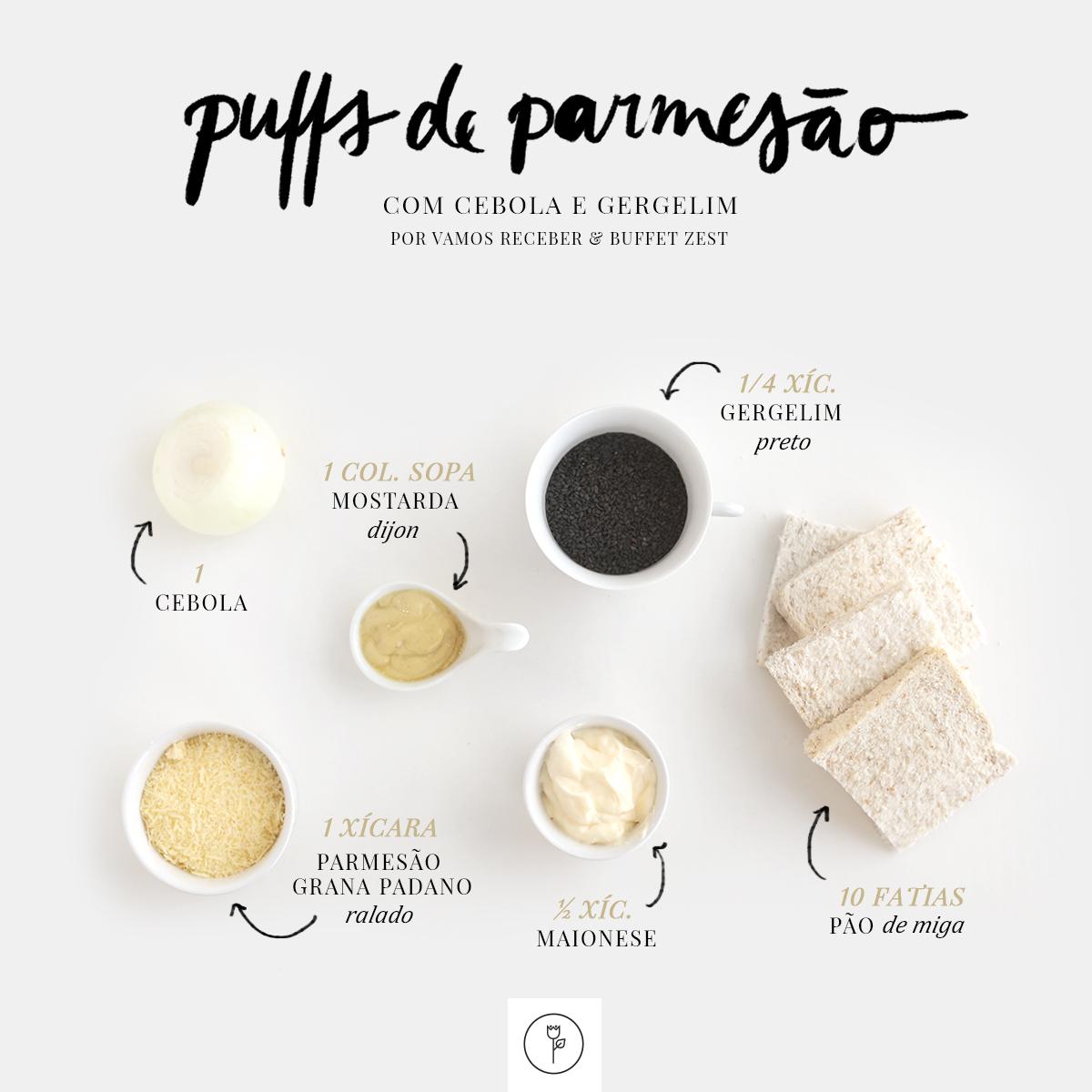 puff parmesao