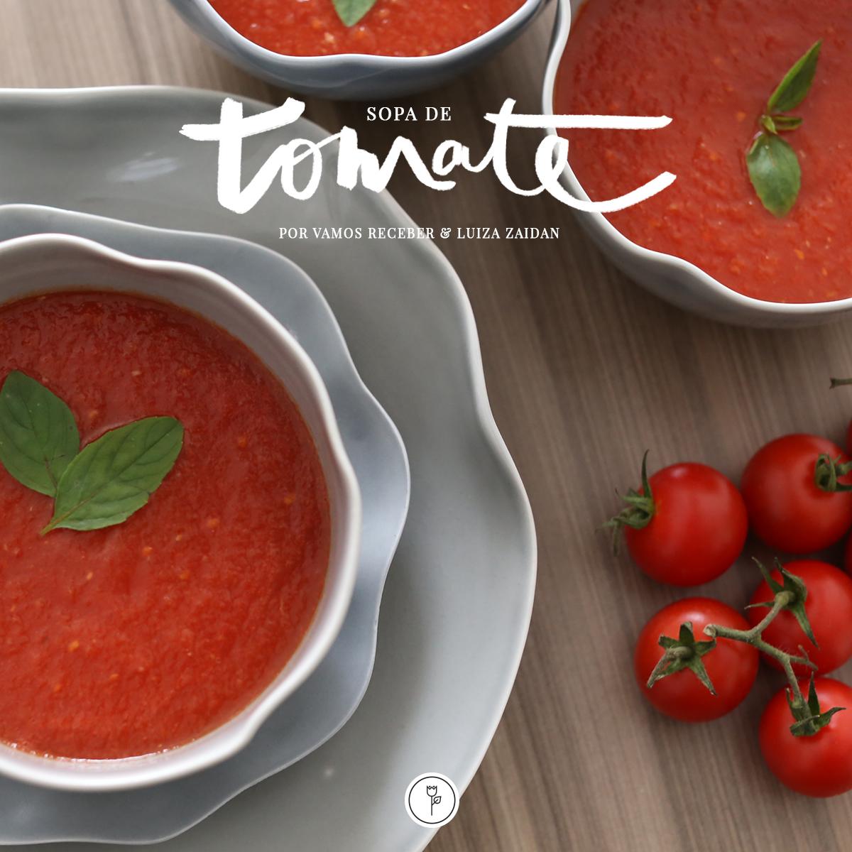 sopa de tomate insta