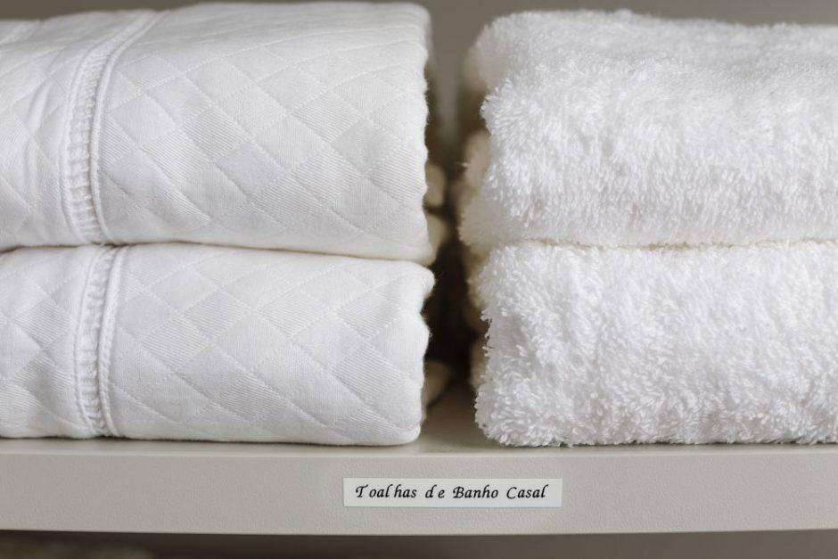 toalhas de banho casal Valencien