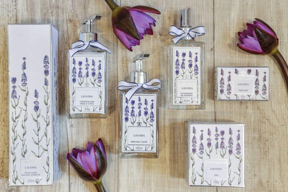 perfumes para o Lavabo