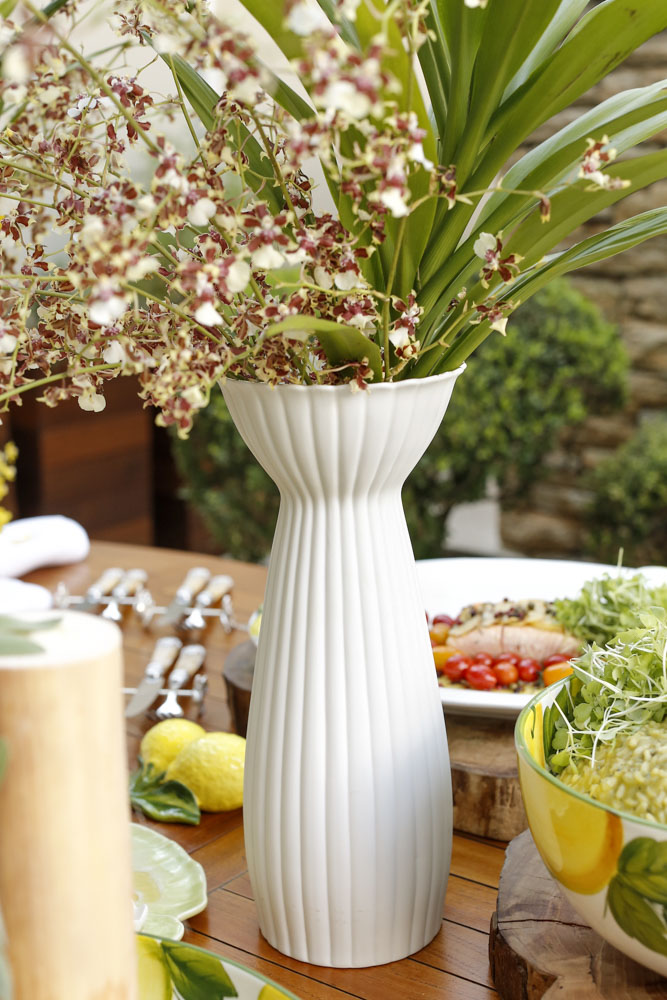 vasos brancos vista alegre matisse casa
