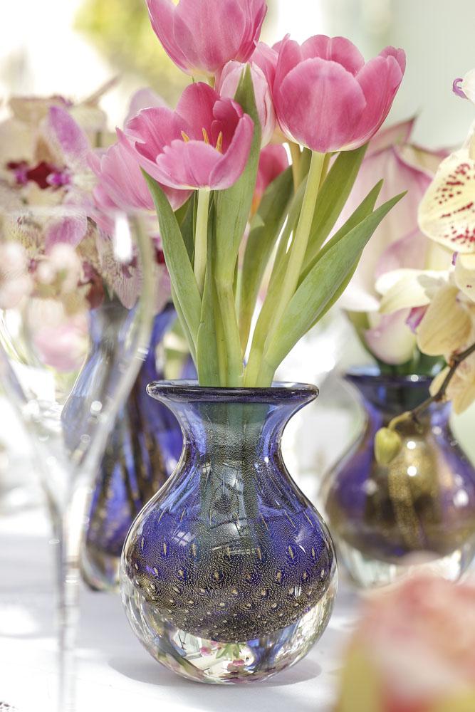 flores para almoco de pascoa