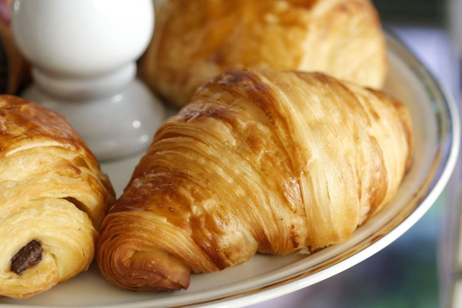 croissants marie marie bakery