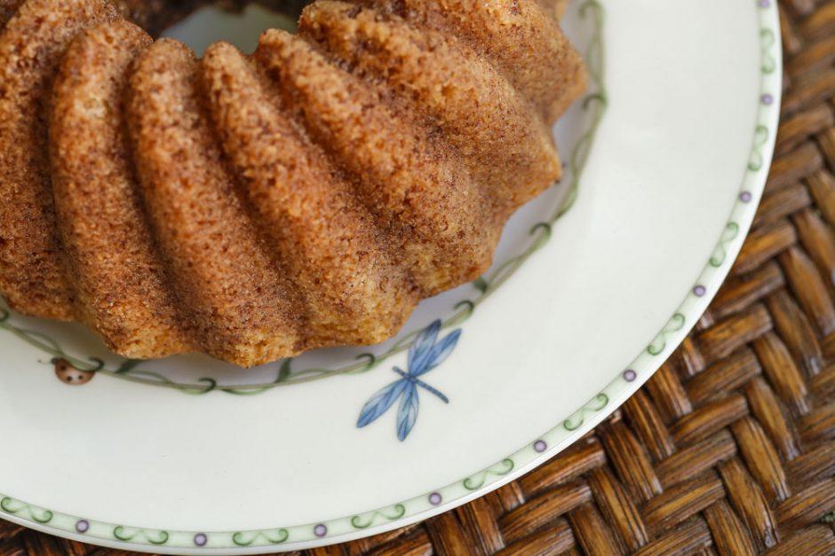 bolo para cafe da manha