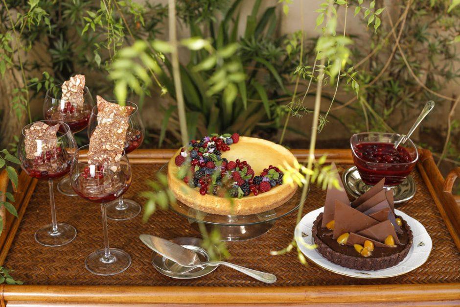 tortas e doces buffet zest