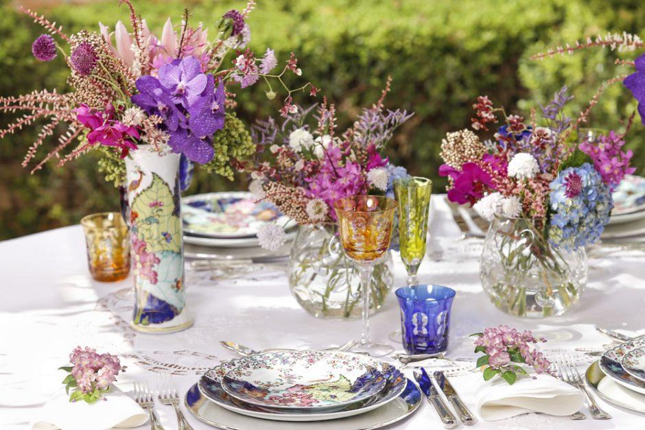 arranjos florais coloridos da Milplantas