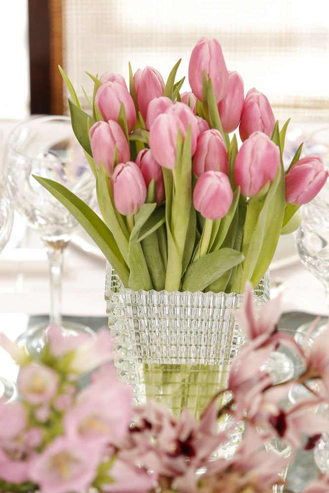 arranjo de tulipas Milplantas