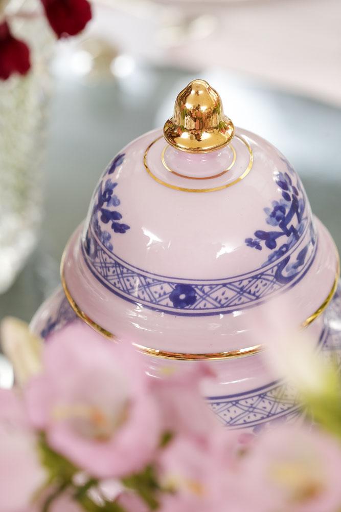 potiche da coleção Oriente Italiano by Theodora Home