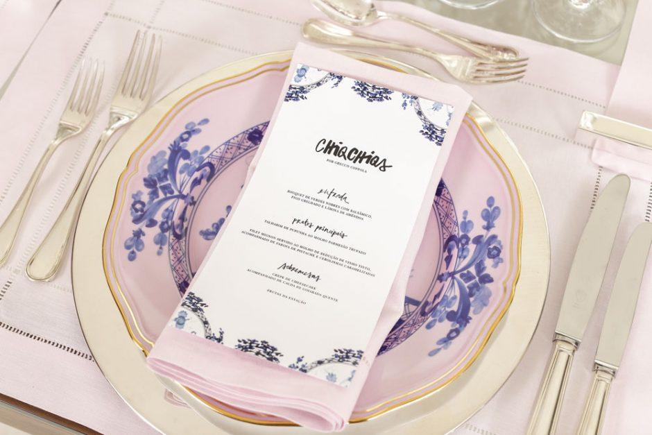 menus personalizados Chiq Chiqs