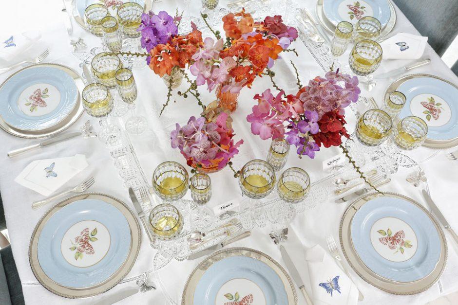 como decorar uma mesa
