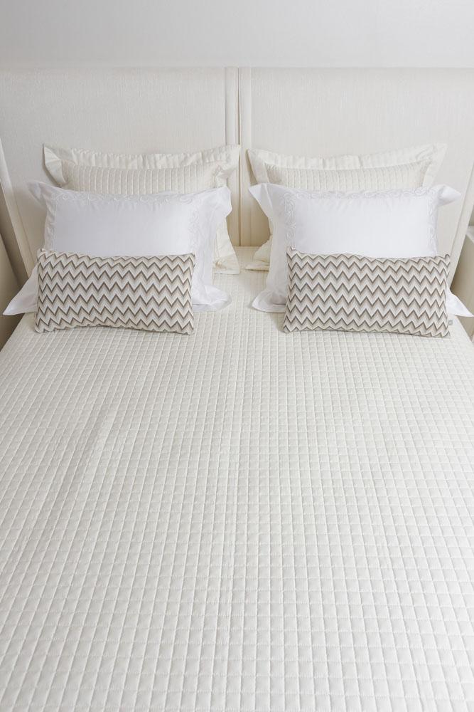 cama arrumada