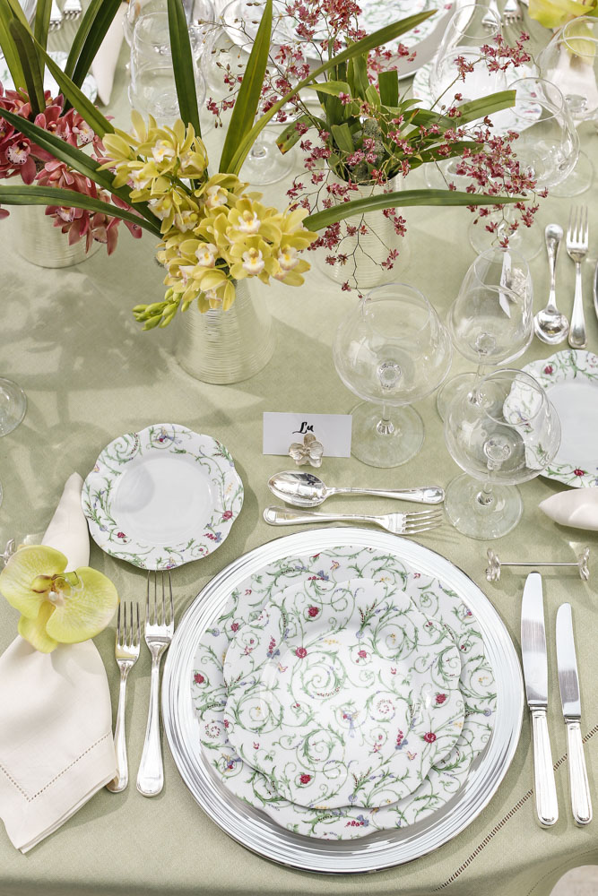 Colibri Royal Limoges luxe 4 home
