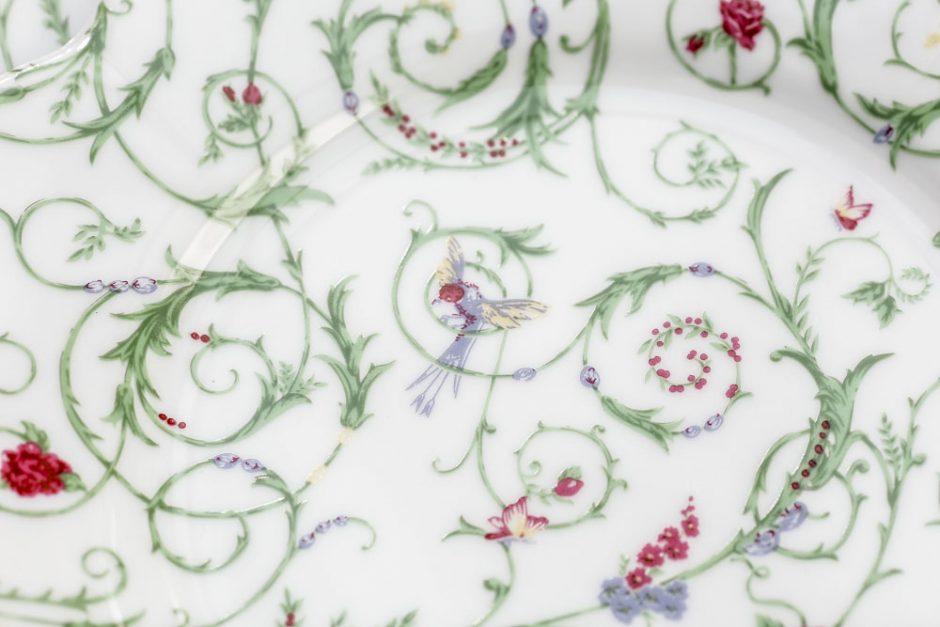 porcelana pintada a mao Royal Limoges luxe 4 home