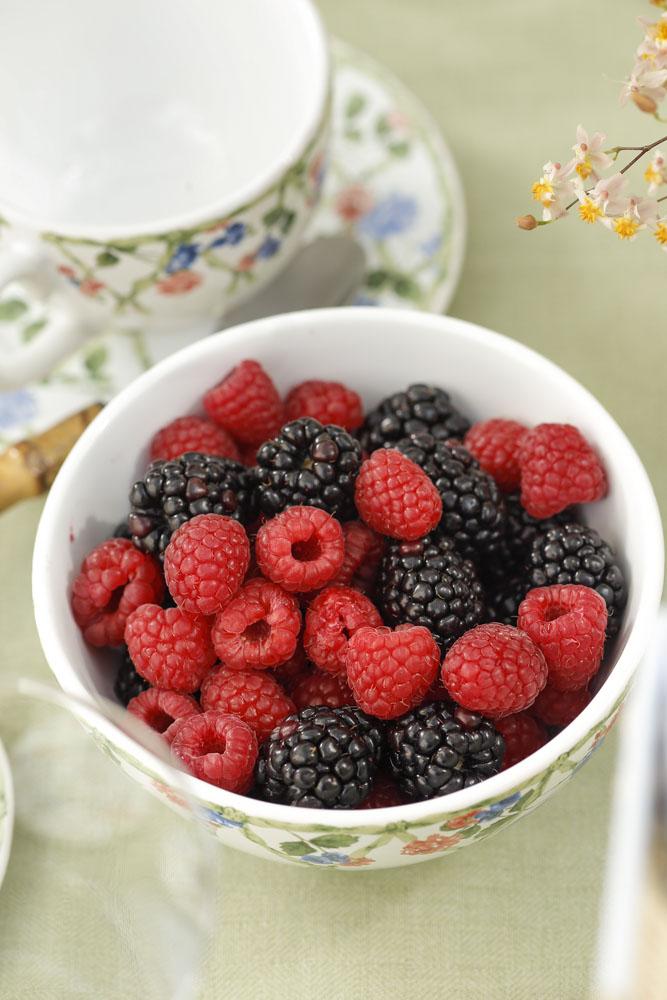 frutinhas para cafe da manha