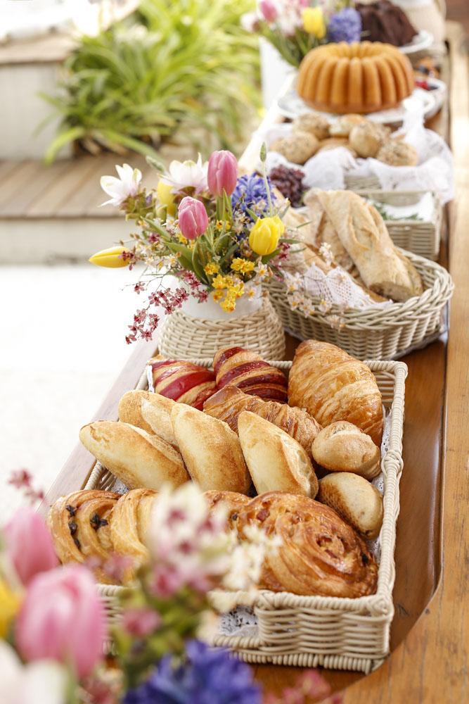 pães da Marie Marie Bakery