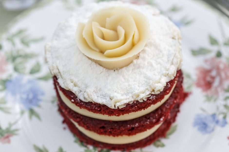 doces da  Marie Marie Bakery