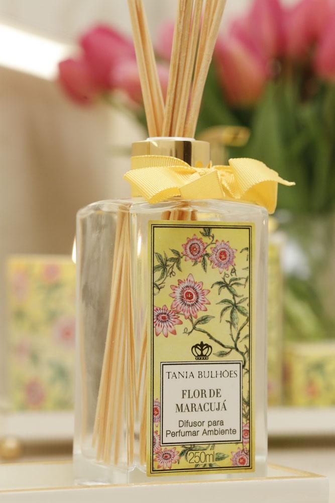 difusor para perfumar ambiente Tania Bulhoes