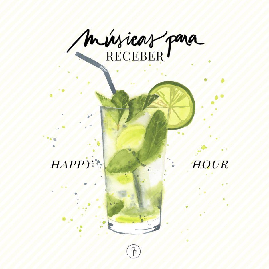 musica para receber happy hour