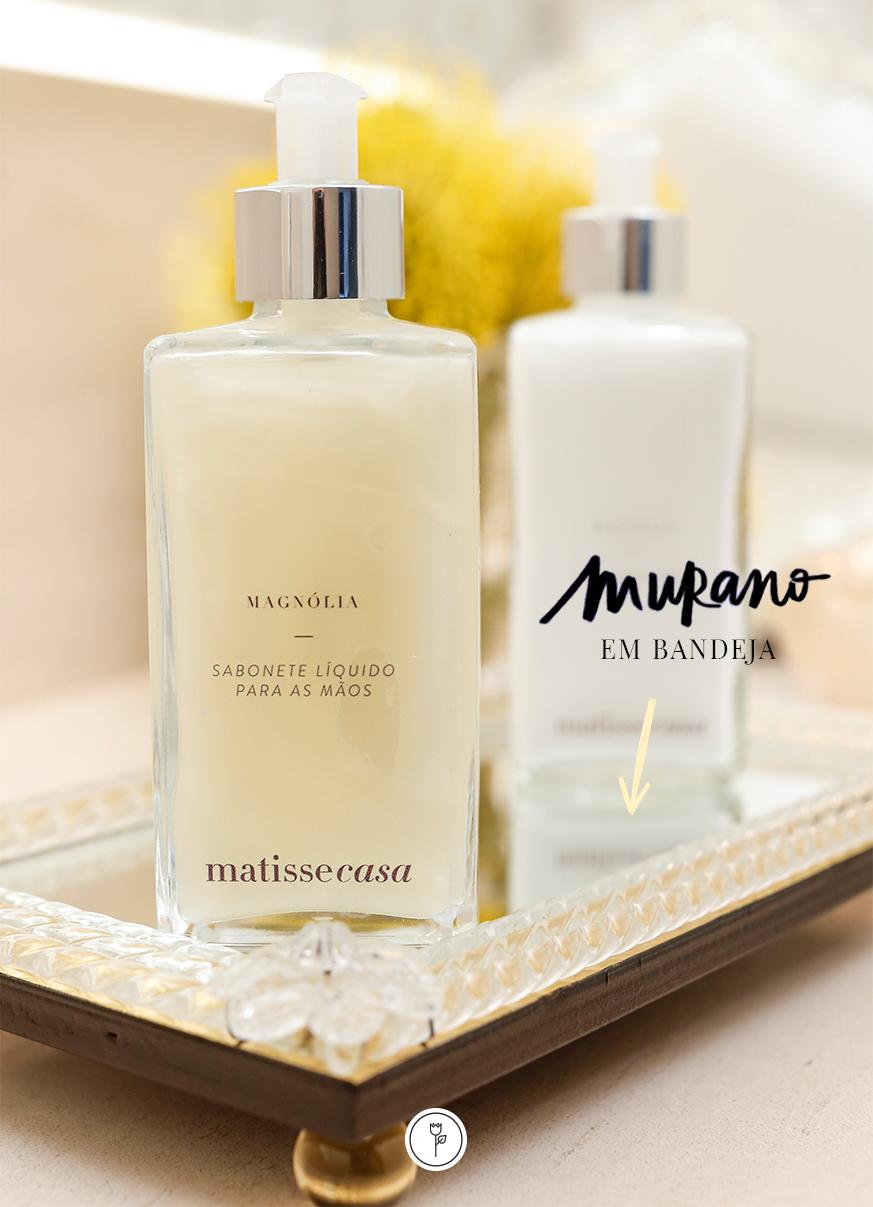 aromas para o lavabo