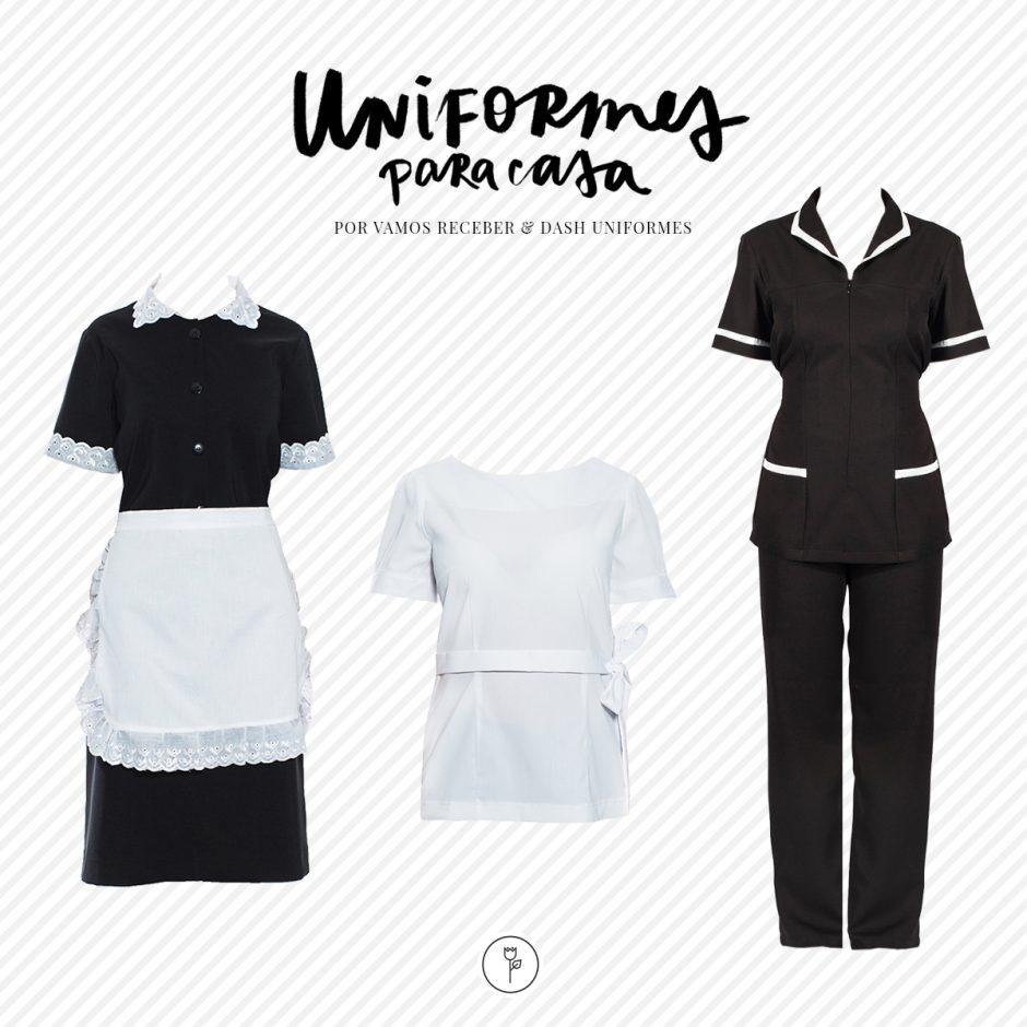 uniforme para casa