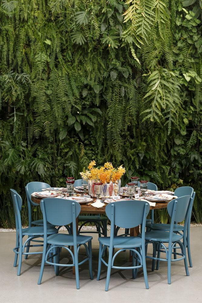 cadeiras azuis artemobi