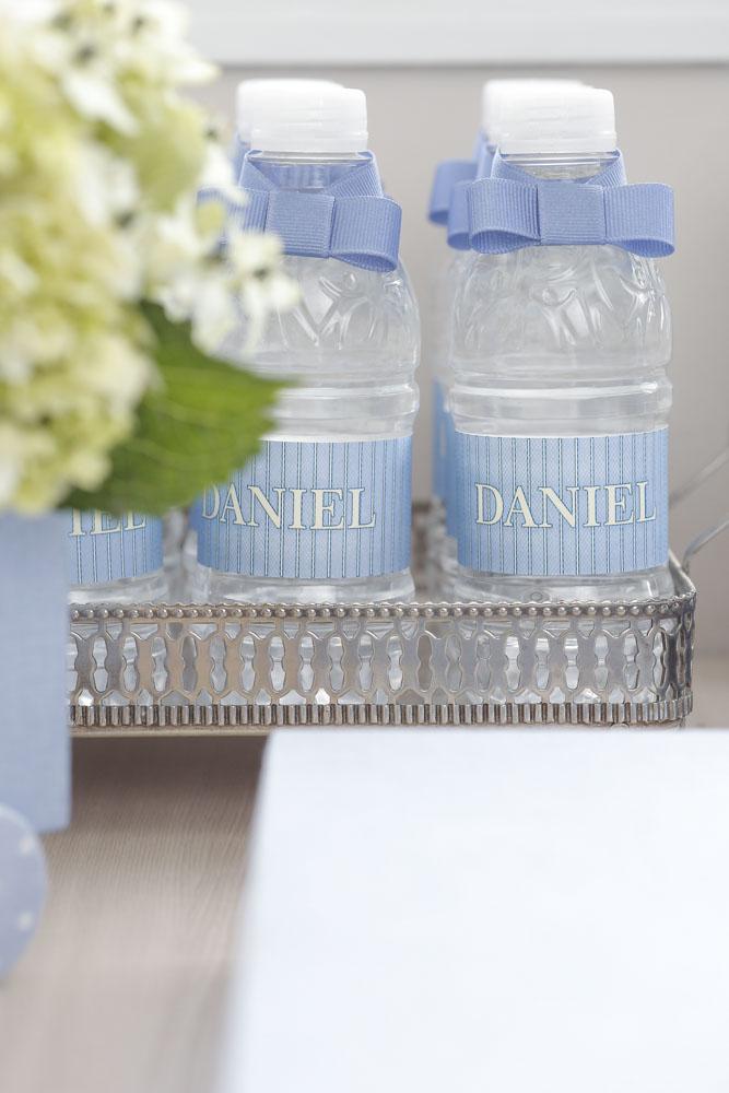 agua personalizada para maternidade