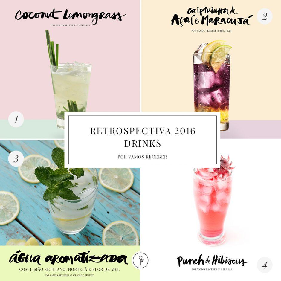 receitas de drinks