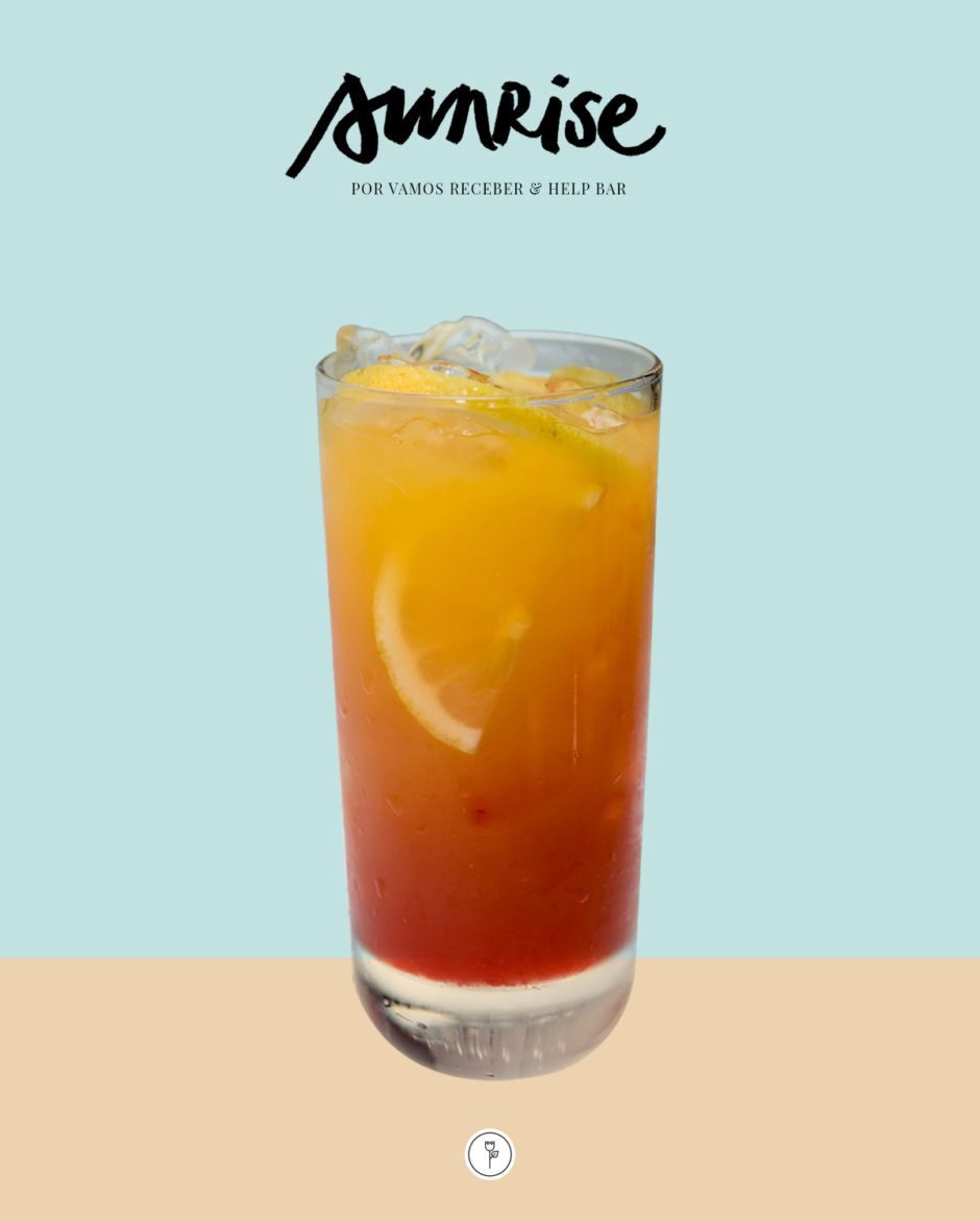 drink sunrise