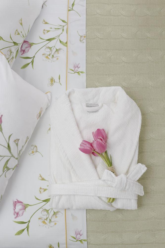 roupao branco da Valencien