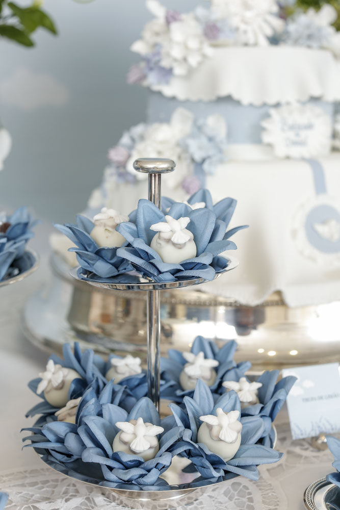 docinhos finos para batizados