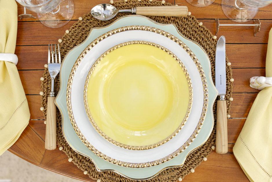 pratos Ipanema by Tania Bulhões