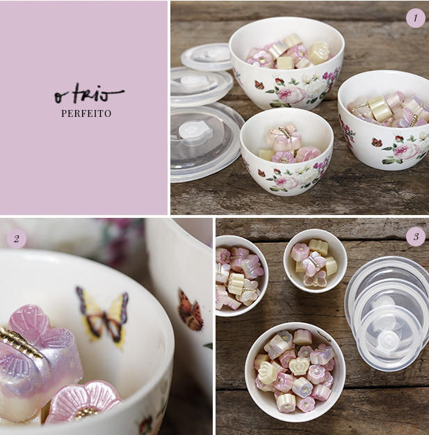 bowls em ceramica