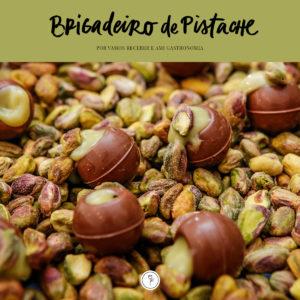 brigadeiro de pistache ami gastronomia