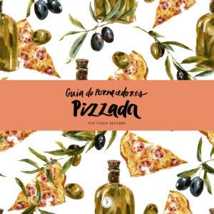 como montar uma pizzada