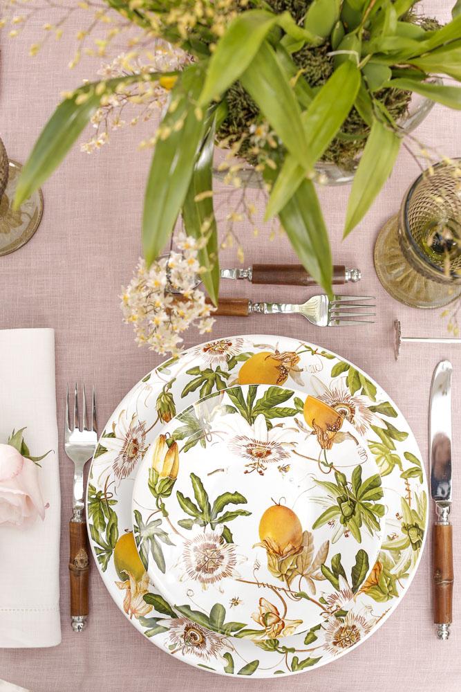 mesa decorada dia dos namorados