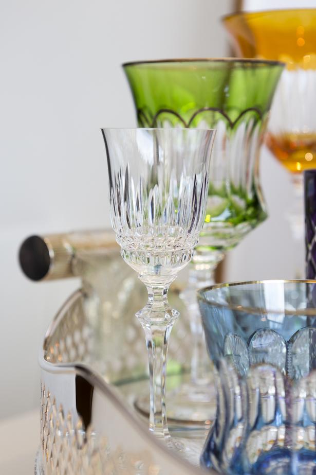 taças de cristal transparente tania bulhões