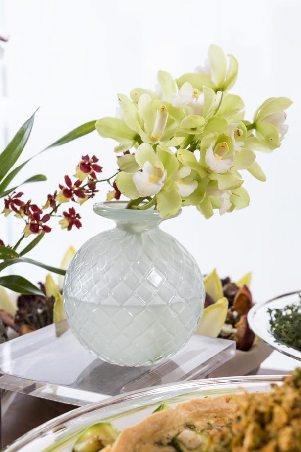 orquídeas em Muranos