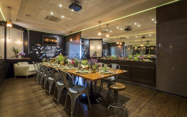 espaço para eventos em São Paulo Marie Marie Bakery