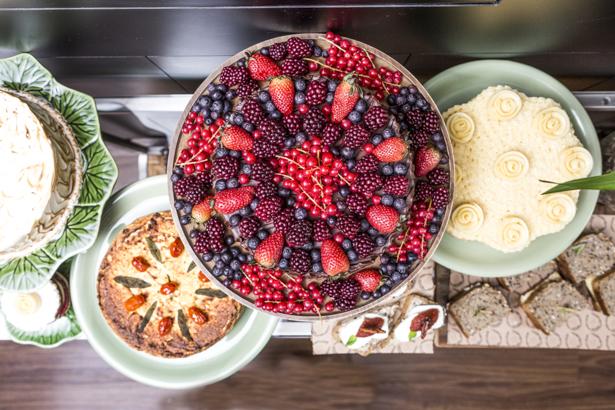 tortas e bolos Marie Marie Bakery