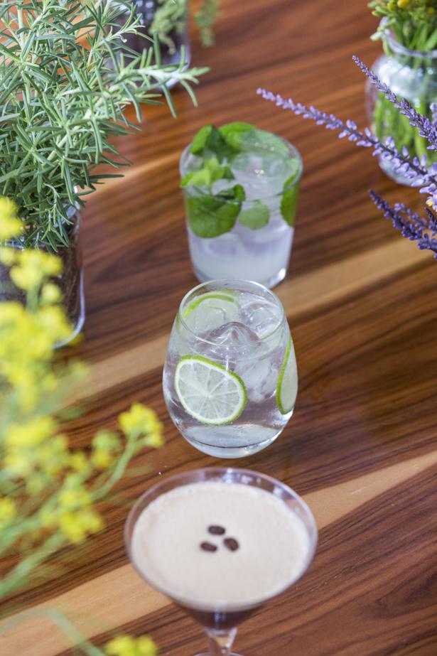 bebidas de verão drinks marie marie bakery