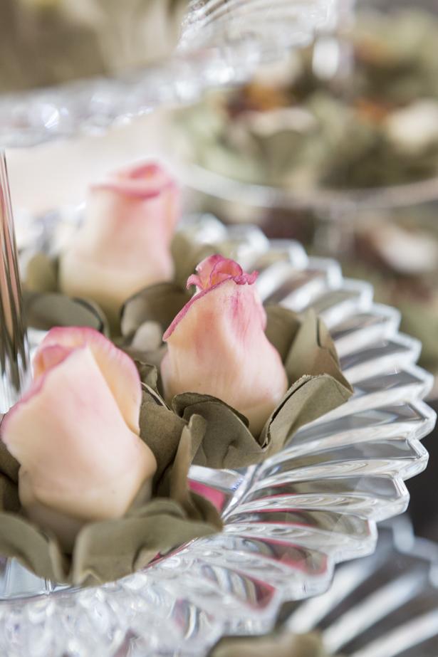 docinhos em formato de rosa Pati Piva