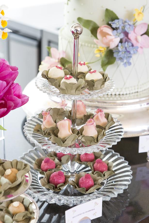 doces finos para festa