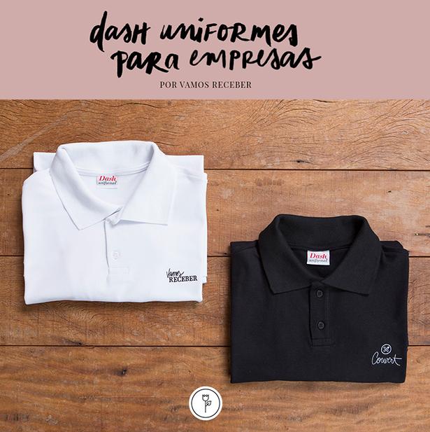 dash uniformes para empresas
