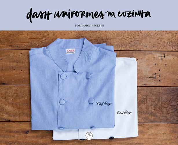 uniformes de cozinha
