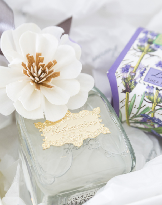 perfumes de lavanda