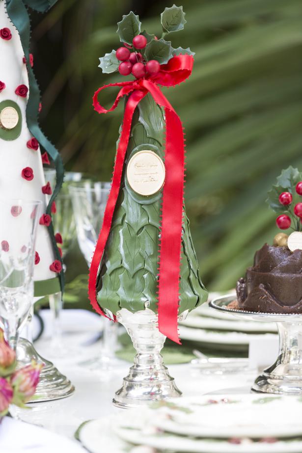 árvores de natal de chocolate isabella suplicy
